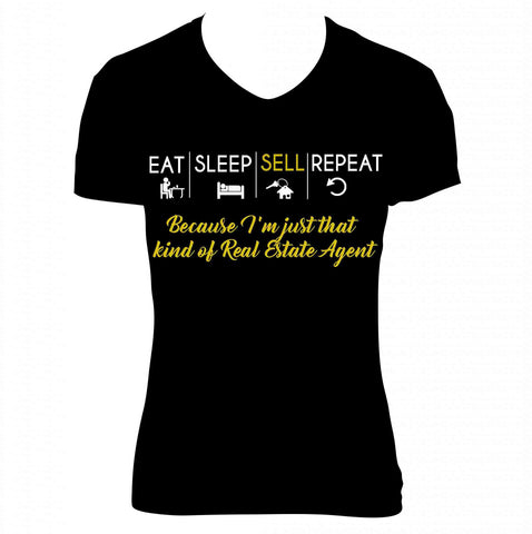 realtor-T-Shirt-black-eat-sleep-sell-repeat-real-estate-design