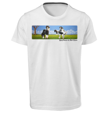 gypsy-vanners-by-rick-seguso-inspired-t-shirt-white