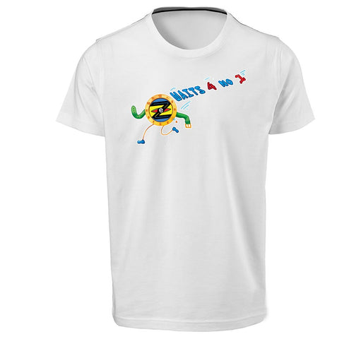 mens-t-shirt-white-zonie-zoned-design-time-waits-for-no-1