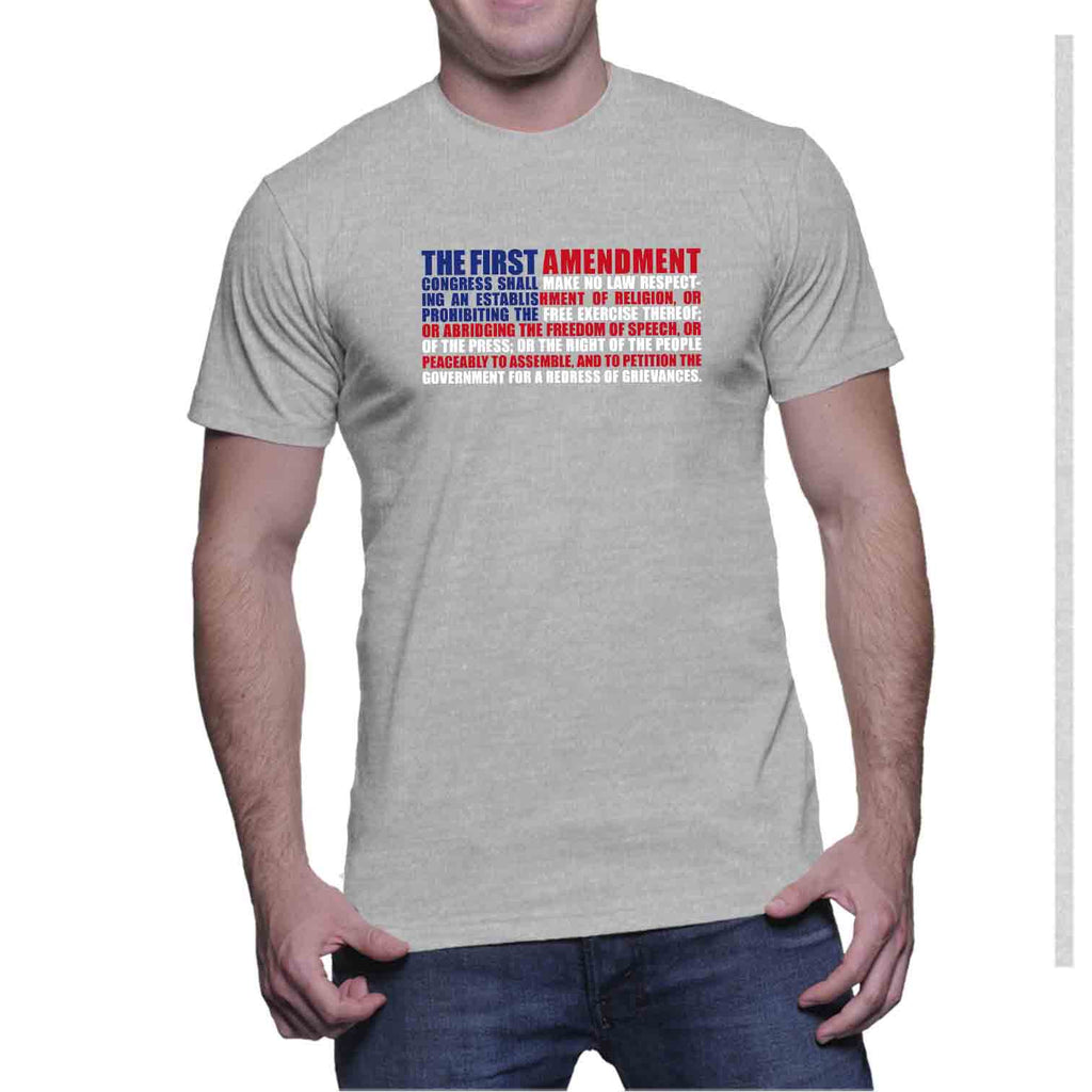 1st Amendment T-Shirts