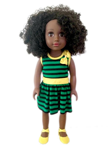 Toya - Talking Jamaican Doll