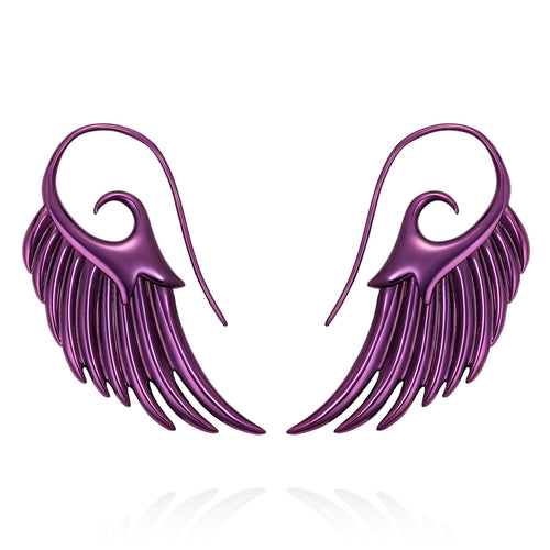 E-COATED MULBERRY WINGS