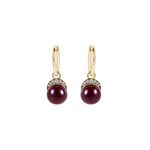 Mala Drop Earrings