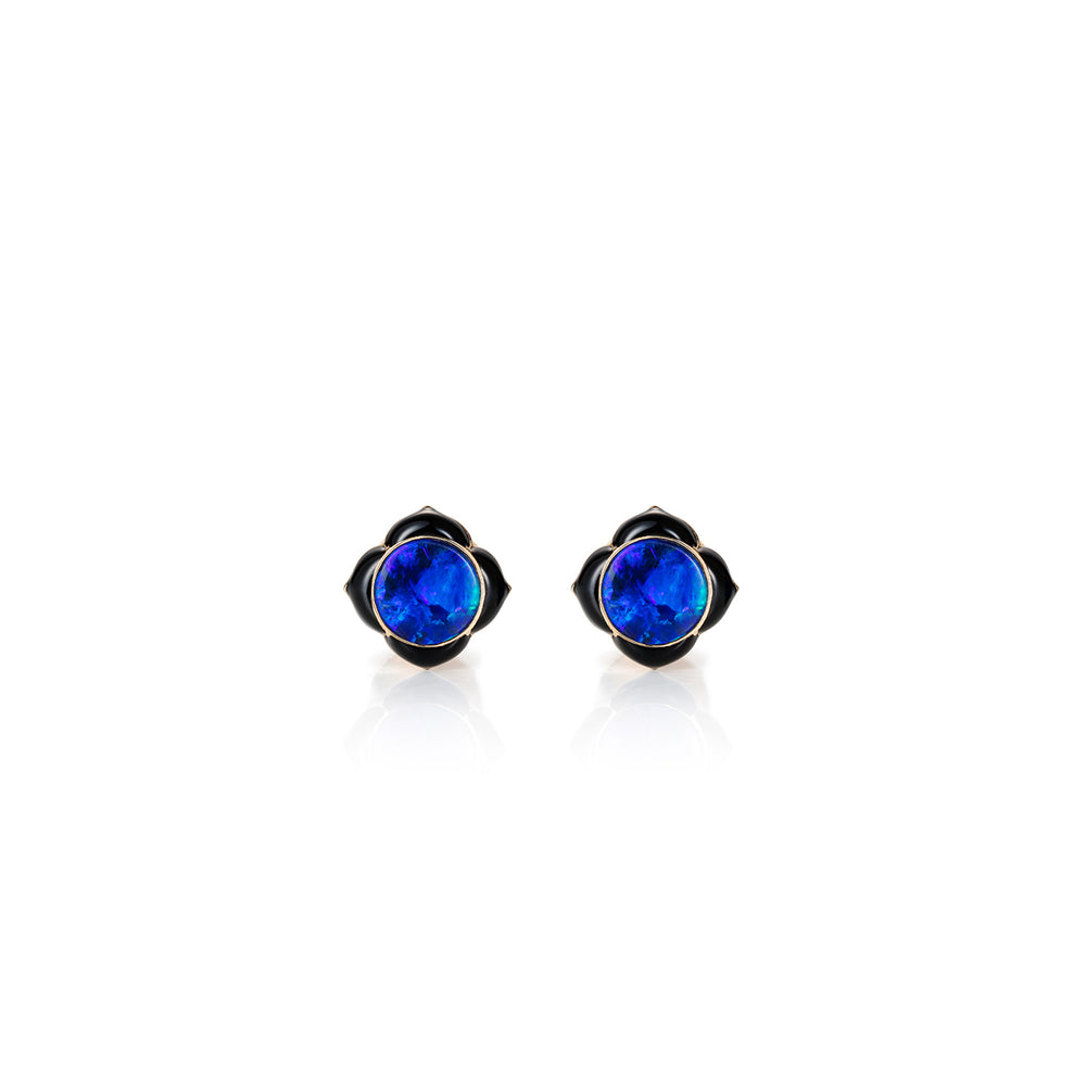 Noor-Fares-Opal-Enamel-Earrings-1