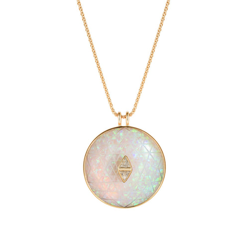 Noor-Fares-Rock-Crystal-Diamond-Opal-Mother-of-Pearl-Necklace
