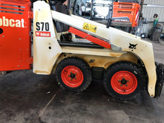 Bobcat S70 treated with Lanoguard