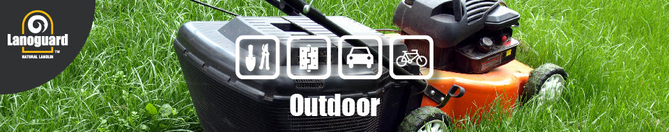 Lanoguard Outdoor Uses