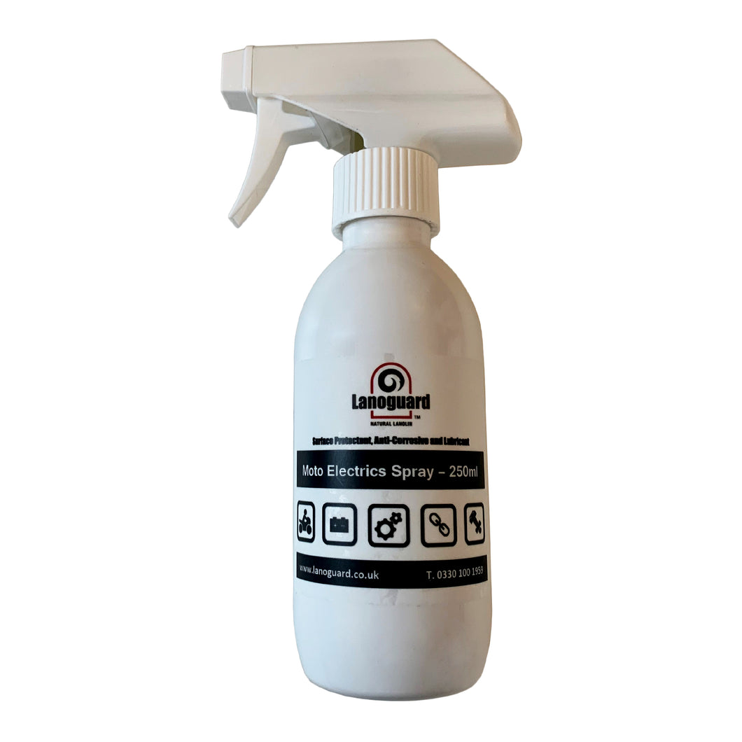Lanoguard Moto Electrics Spray