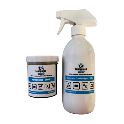 Boat Care Starter Kit - Lanoguard