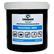 Load image into Gallery viewer, Marine Grease Lanoguard - 600ml, Salt Water Protectant, Anti-Corrosive, Lubricant