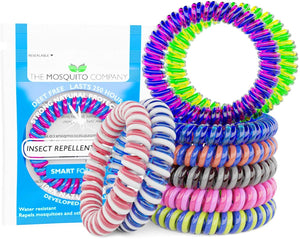 Citriodiol Mosquito Repellent Bands