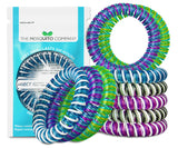 Citriodiol Triple Coil Mosquito Repellent Bracelet