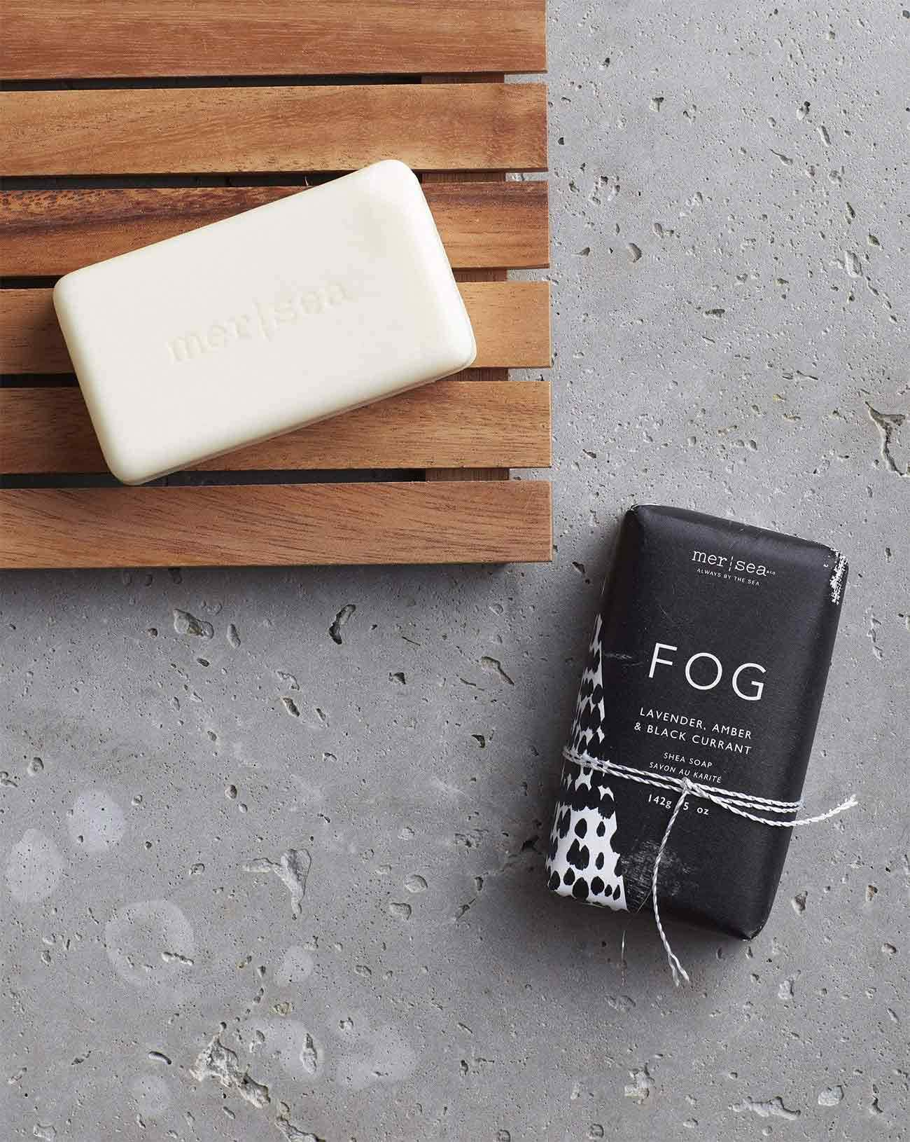 Fog Shea Bar Soap