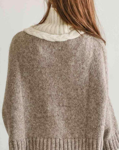 The Lima Luxe Pullover