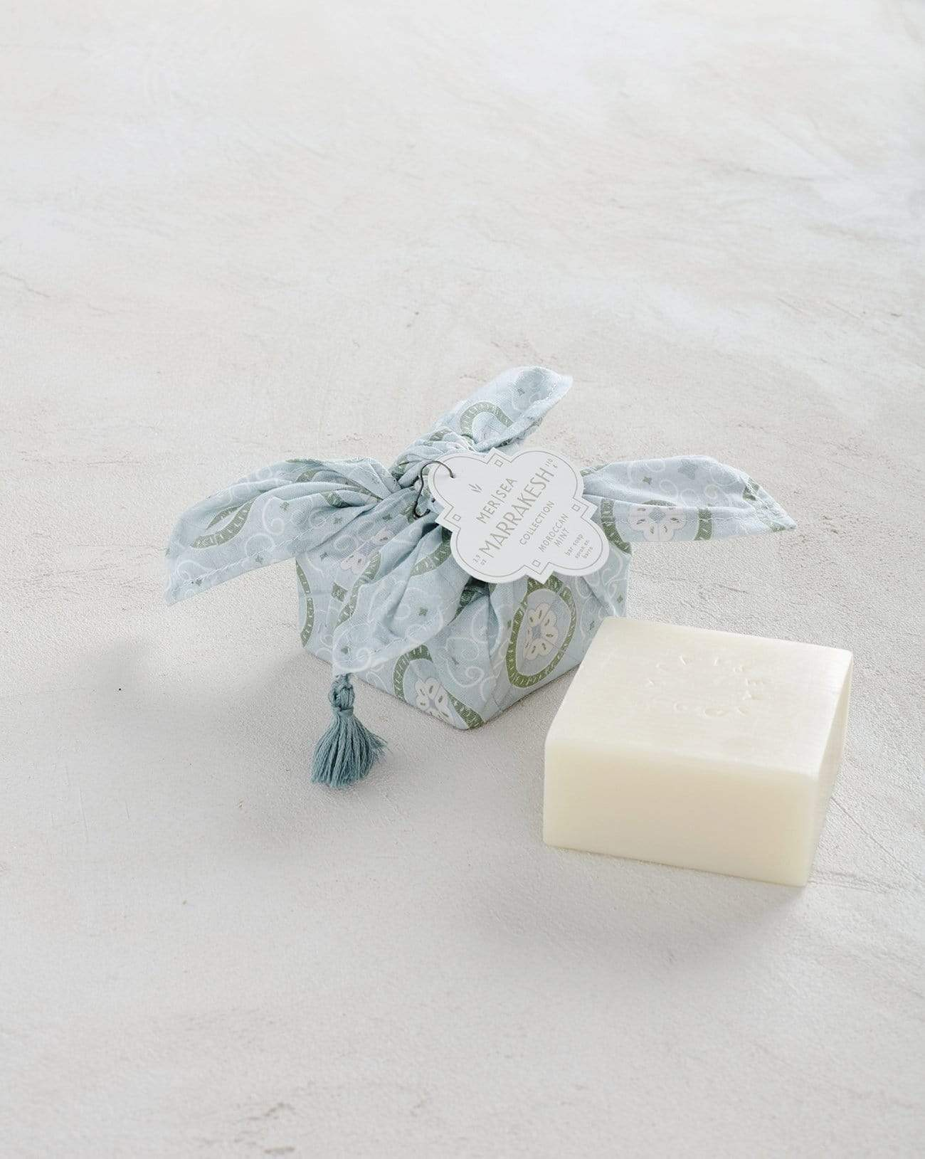 Moroccan Mint Wrapped Soap