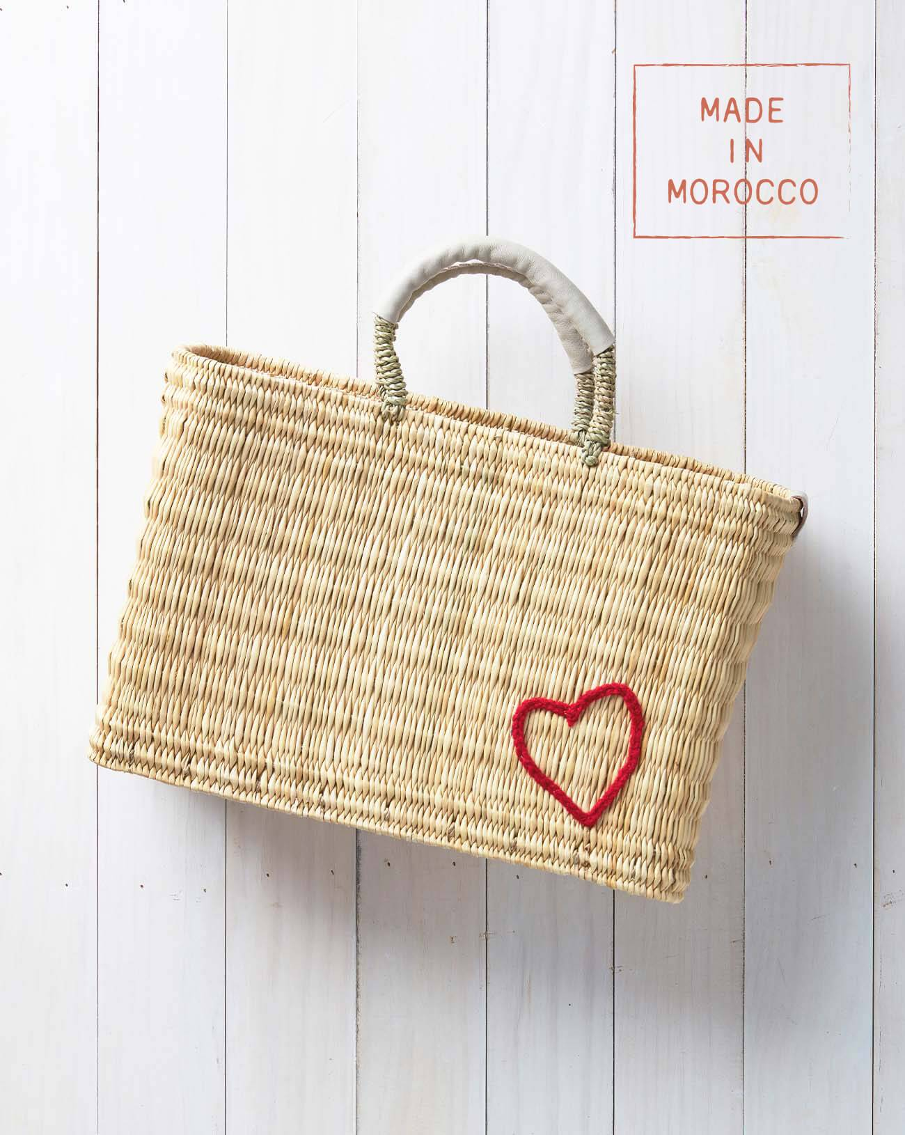 Red Heart Medina Motto Basket