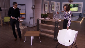 Furniture & Lighting by Adam Fullerton on Cityline Toronto
