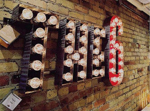 marquee lighting, signage, Toronto, everleigh, design republic