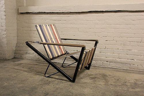 Buckle-up Lounge chair