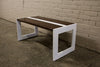 Barn Board and Oak Composite Coffee Table