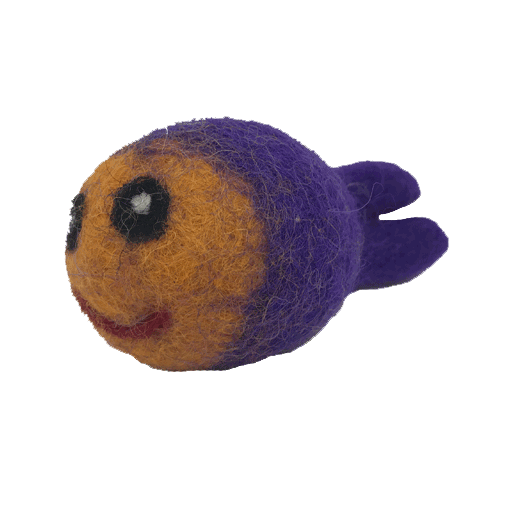 Wool Cat Toys - Under the Sea - Dezi & Roo