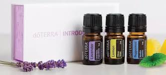 doTERRA Introductory Trio