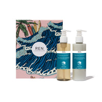 Atlantic Kelp Hand Care Duo Gift Set