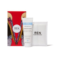 Rosa Centifolia Cleanse & Reveal Hot Cloth Skincare set