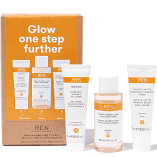 REN Glow One Step Further Radiance Kit