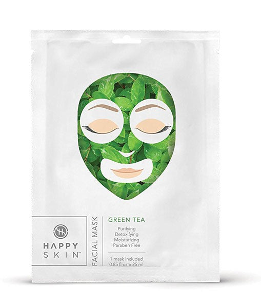 Happy Skin Mask - Green Tea
