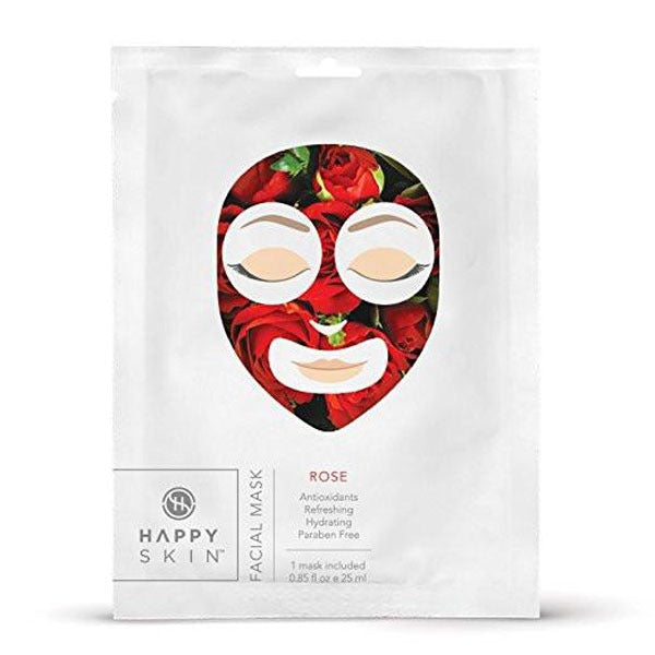 Happy Skin Mask - Rose