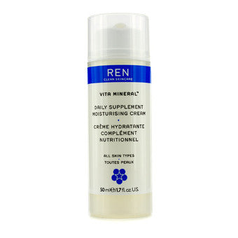 REN Vita Mineral Daily Supplement Moisturising Cream