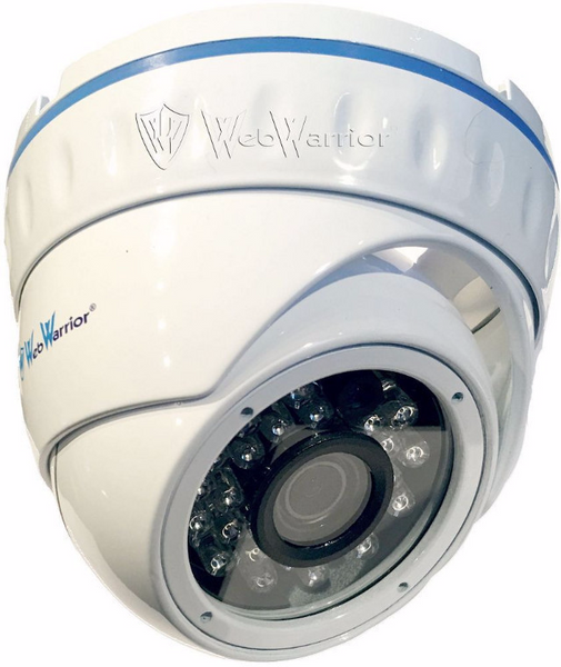 HD 4-WAY DOME CAMERAS