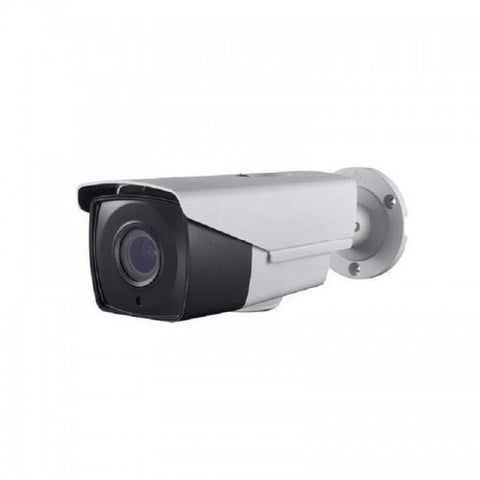 5MP HD TVI Armored Bullet Camera, Vari-Focal 2.8-12mm lens, Motorized Zoom, White
