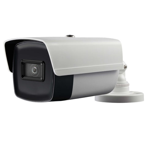 8.29MP UHD TVI 4K Advanced Armored Bullet Camera, 2.8mm, White