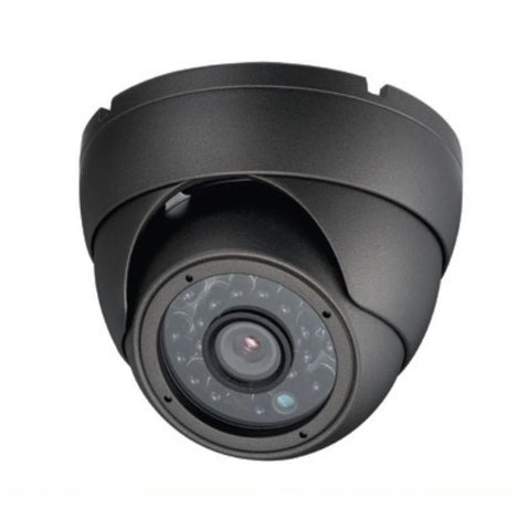 HD-CVI Armored Dome Camera 720p in Grey