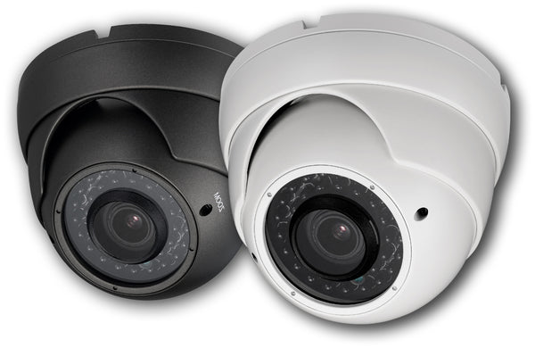 2 MP Motorized Dome HD-TVI White 36 IR-LED