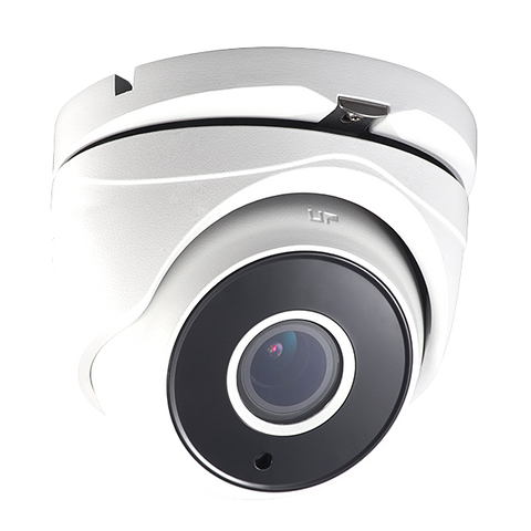 5MP HD-TVI STARLIGHT EXIR Turret Dome Camera