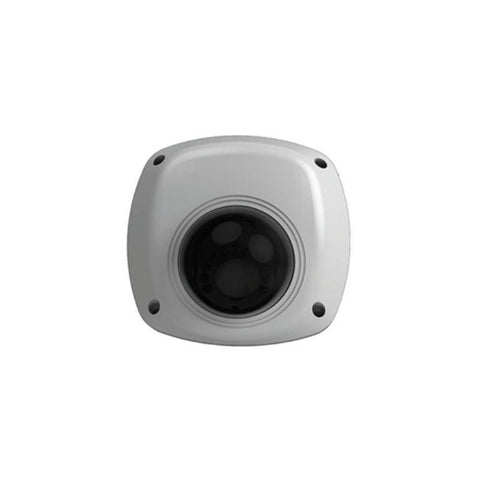 2M Turbo HD Network Outdoor Mini Glass Dome Camera