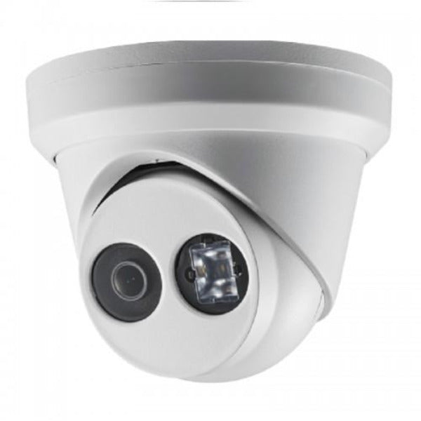 8MP H.265+ TWDR EXIR Turret Network Camera