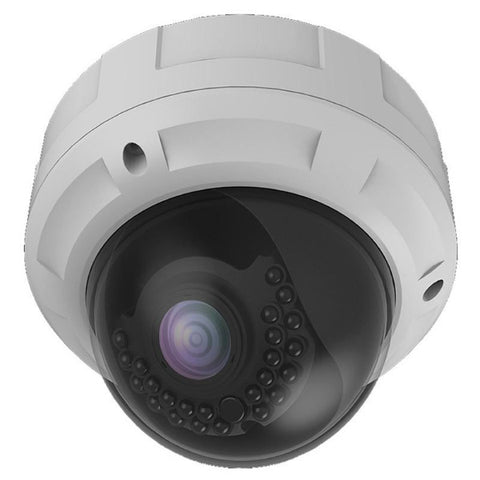 2MP Network Weather-proof Varifocal IR Dome Cameras