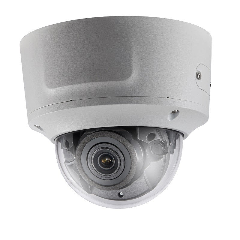 5MP H.265+ TWDR Motorized EXIR Glass Dome Network Camera