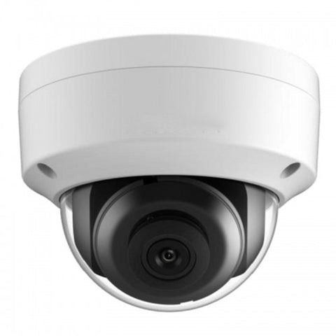 8MP H.265+ TWDR EXIR Glass Dome Network Camera