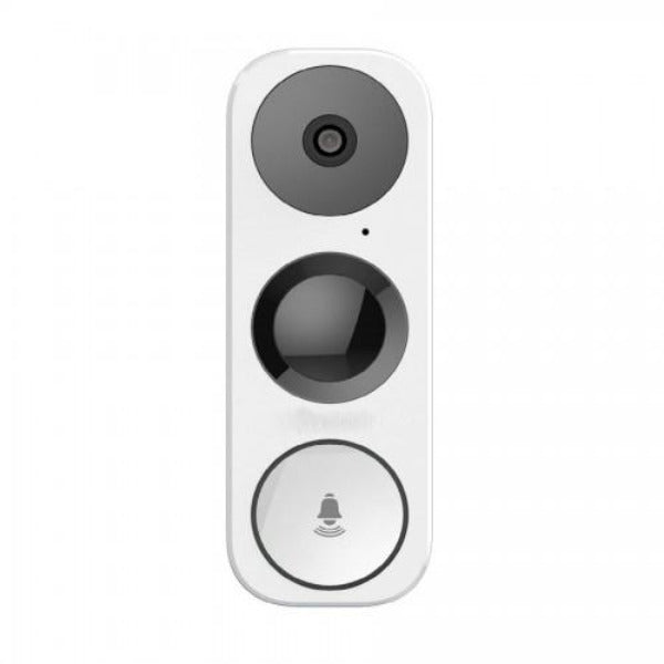 3MP  Wireless Doorbell Camera-can connect to NVR/TVR Answer door on your phone with 2-way audio
