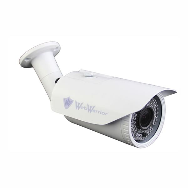 2.4 MP IP Bullet Camera 1080p 42 IR LED
