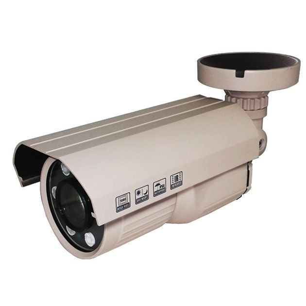 2.4 Megapixel 1080P HD LICENSE PLATE CAPTURE