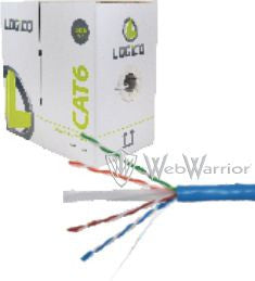 Cable CAT6 1000 Ft. box