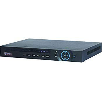 8 Channel 256M 1U, 8-Port-Network Video Recorder, H.265
