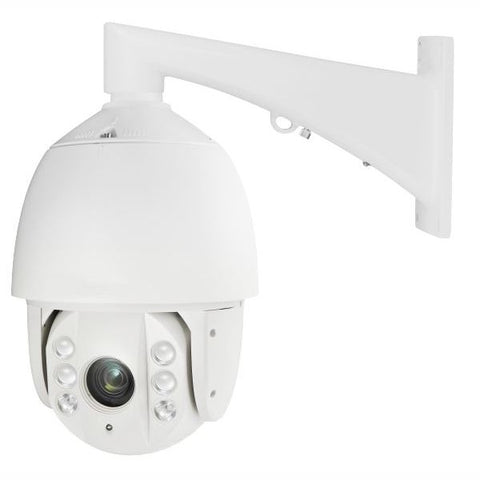 2Mp 20X Full HD Network IR PTZ Dome Camera