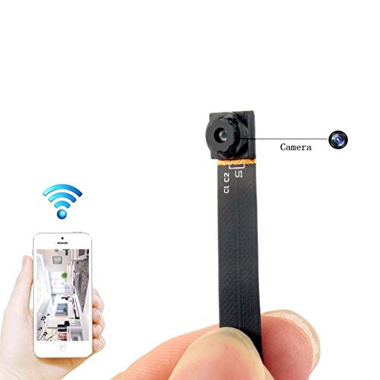 Covert Spy Camera 1080p Recorder Kit, WiFi
